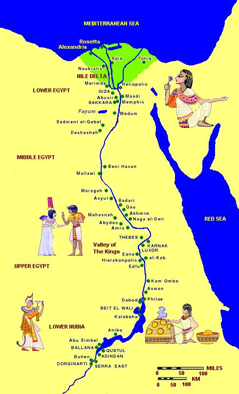 The extent of the empire ancient egypt map showing the extent of the empire ancient egypt gumiabroncs Gallery