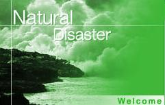 Natural Disasters masthead